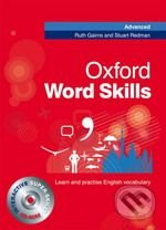 Oxford Word Skills - Advanced - Ruth Gairn, Stuart Redman