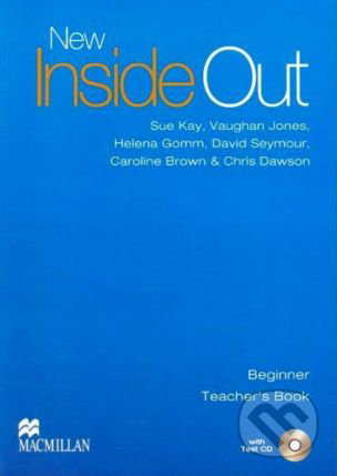 New Inside Out - Beginner - Sue Kay