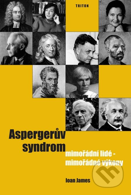 Aspergerův syndrom - Ioan James