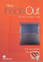 New Inside Out - Pre-Intermediate - Sue Kay