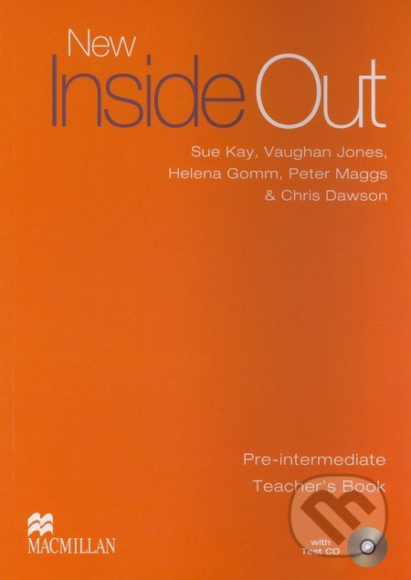 New Inside Out - Pre-Intermediate - Sue Kay, Vaughan Jones