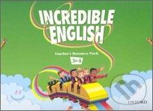 Incredible English 3 & 4 - Sarah Phillips