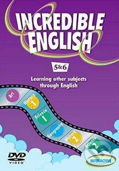 Incredible English 5 & 6: DVD - Sarah Phillips