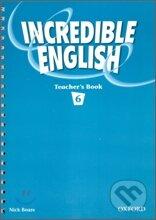 Incredible English 6 - Sarah Phillips