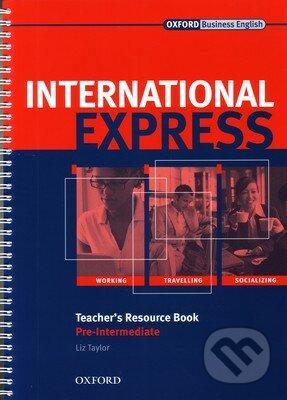 International Express - Pre-Intermediate - Liz Taylor