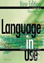 Language in Use Pre-Intermediate Students Book - Náhled učebnice