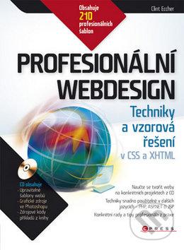 Profesionální webdesign - Clint Eccher