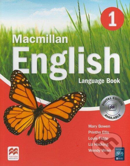 Macmillan English 1 - Printha Ellis