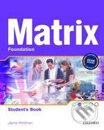 Matrix - Foundation - Jayne Wildman