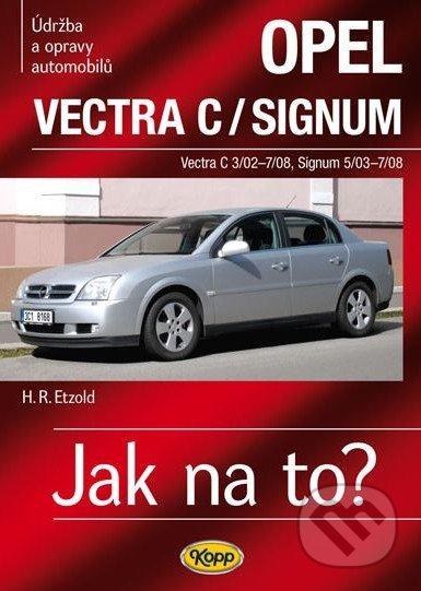 Opel Vectra C / Signum - H.R. Etzold
