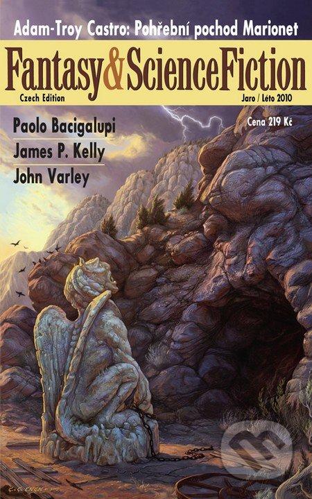 Fantasy & ScienceFiction - Jaro/Léto 2010 -