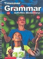 Grammar Activities (Elementary) -