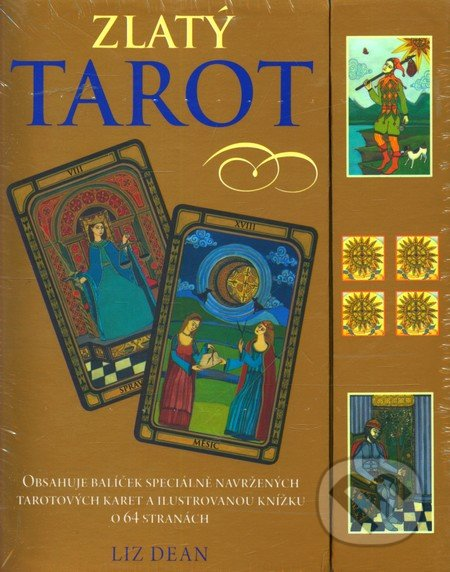 Zlatý tarot - Liz Dean
