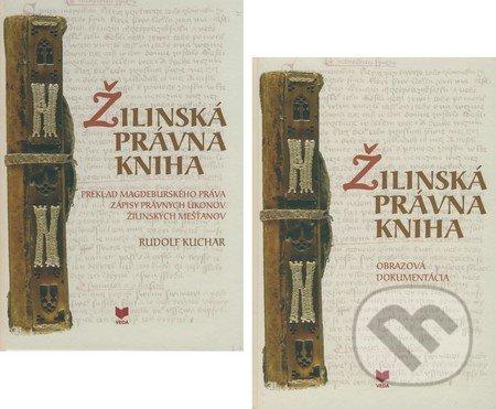 Žilinská právna kniha (set dvoch titulov) - Rudolf Kuchar