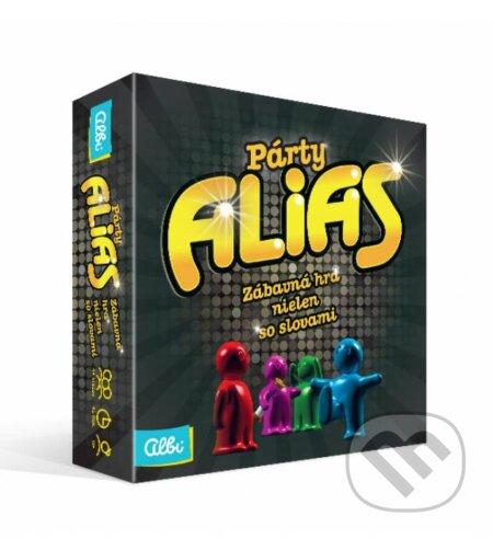 Párty Alias (slovenská verzia) -