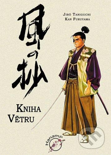 Kniha větru - Jiro Taniguchi, Kan Furuyama