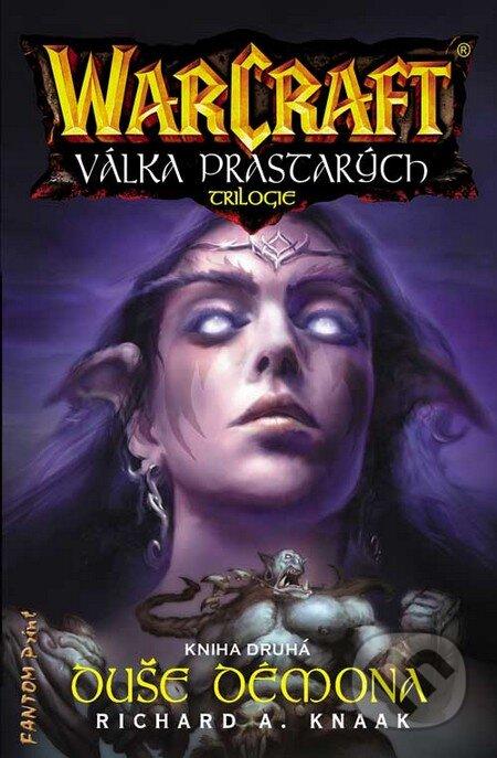 Warcraft: Válka prastarých 2 - Richard A. Knaak