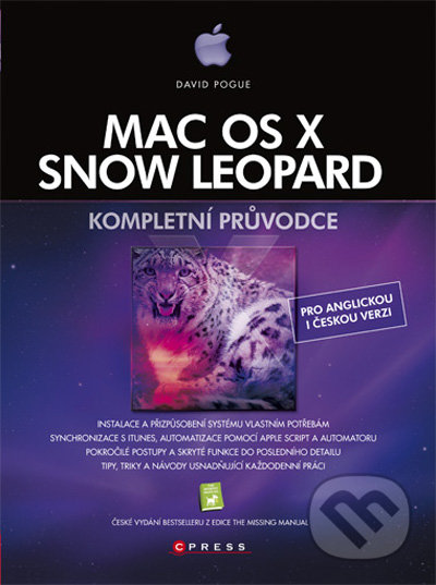 Mac OS X Snow Leopard - David Pogue