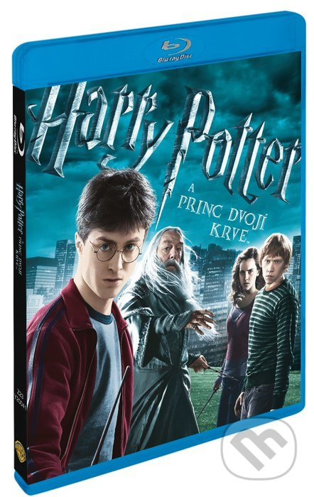 Harry Potter a Polovičný princ BLU-RAY