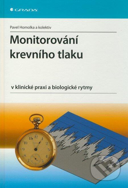 Monitorování krevního tlaku v klinické praxi a biologické rytmy - Pavel Homolka a kol.