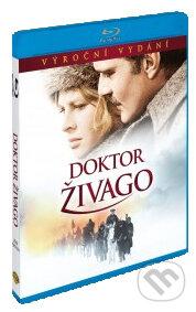 Doktor Živago - limitovaná zberateľská edícia BLU-RAY