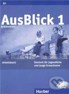 Ausblick, Brückenkurs : deutsch für Jugendliche und junge Erwachsene - Náhled učebnice