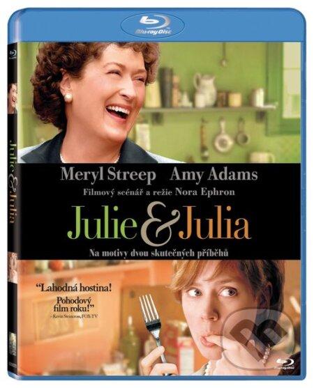 Júlie a Júlia BLU-RAY