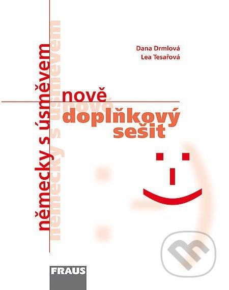 Německy s úsměvem nově - Doplňkový sešit - Dana Drmlová a kolektív