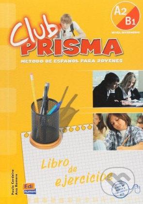 Club Prisma - Libro de ejercicios, Nivel intermedio A2/B1 - Náhled učebnice