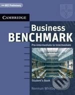 Business Benchmark BEC Preliminary - G. Brook-Hart