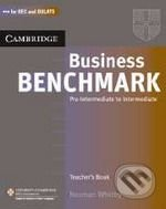 Business Benchmark - BEC and BULATS Edition - G. Brook-Hart