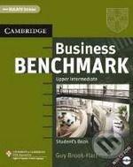 Business Benchmark - Upper Intermediate BULATS Edition - G. Brook-Hart