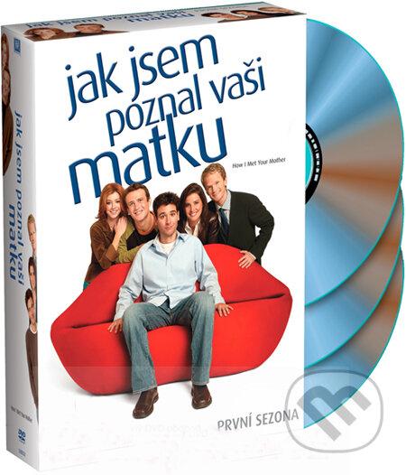 Ako som spoznal vašu mamu - 1. séria DVD