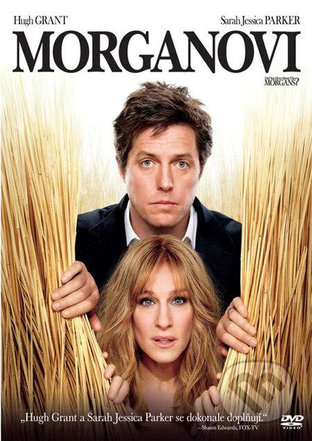 Morganovci DVD