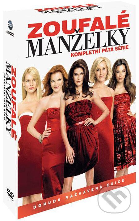 Zoufalé manželky 5. série DVD
