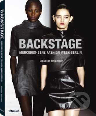 Backstage - Claudius Holzmann