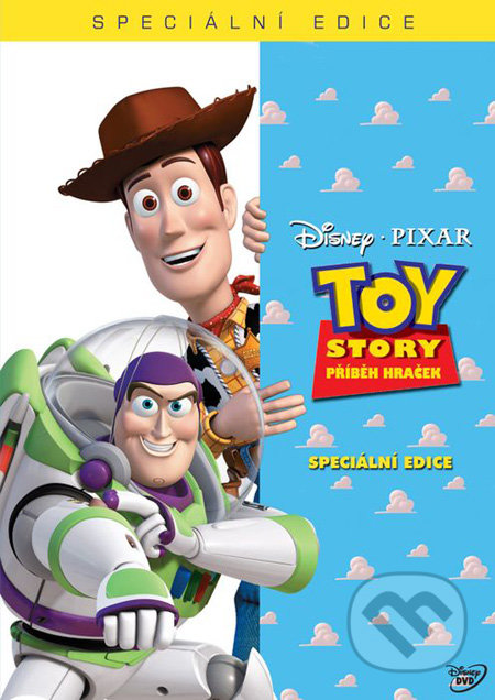 Toy Story: Príbeh hračiek DVD