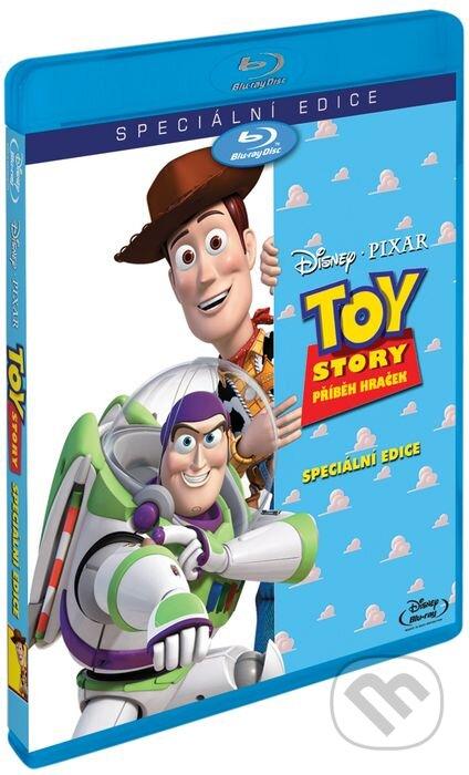 Toy Story - Príbeh hračiek BLU-RAY
