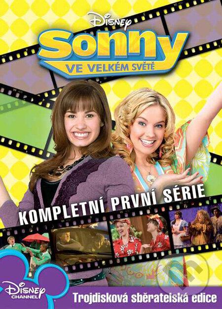 Sonny ve velkém světě - 1. séria DVD