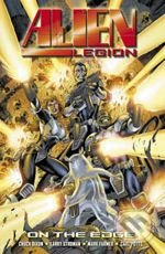 Alien Legion: On the Edge - Chuck Dixon, Mark Farmer, Larry Stroman