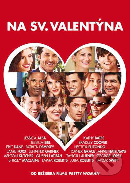 Na sv. Valentýna DVD