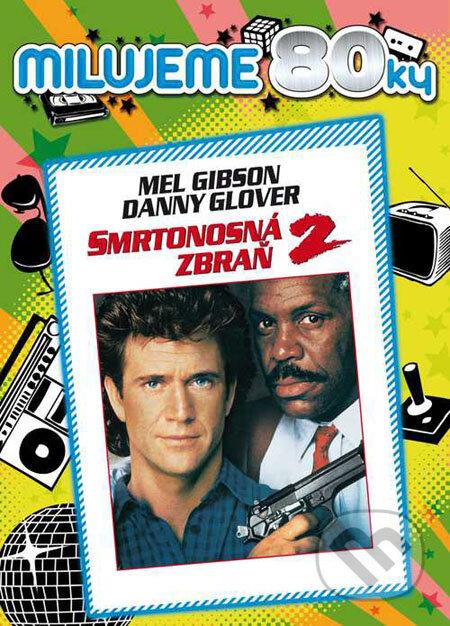Smrtonosná zbraň 2 DVD