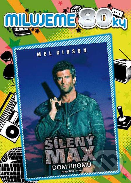 Šialený Max 3: Dóm hromu DVD