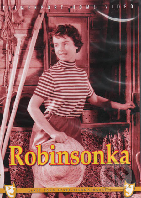 Robinsonka DVD