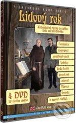 Lidový rok DVD