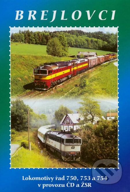 Historie železnic - Brejlovci DVD