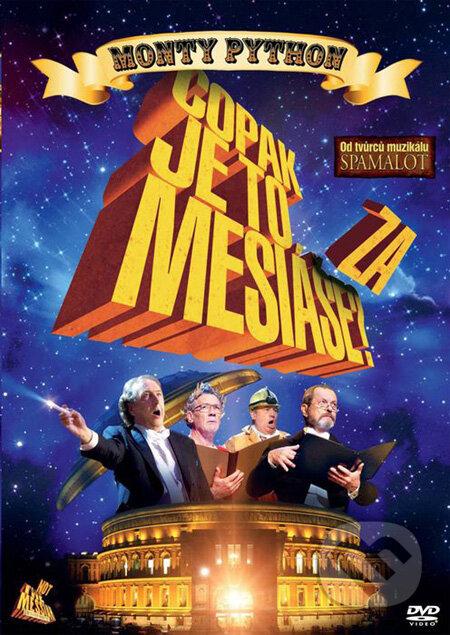 Monty Python: Copak je to za Mesiáše! DVD