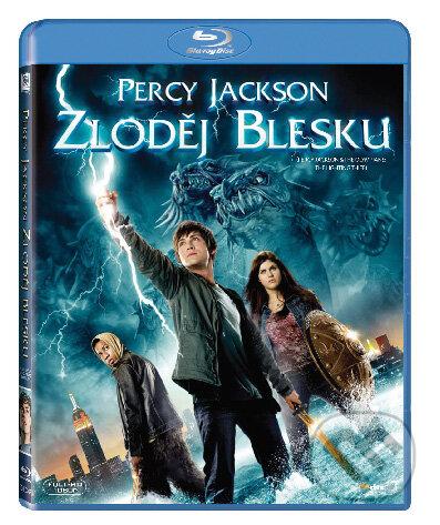 Percy Jackson: Zlodej blesku BLU-RAY