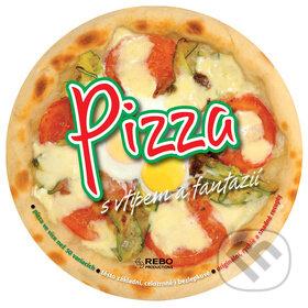 Pizza s vtipem a fantazií -