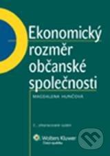 Ekonomický rozměr občanské společnosti - Magdalena Hunčová